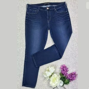 EXPRESS Extreme Stretch Skinny Legging Jeans 16S